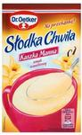 Dr Oetker Kaszka manna smak waniliowy Słodka Chwila 47,5 g