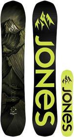 Jones snowboard Explorer Black BLACK)