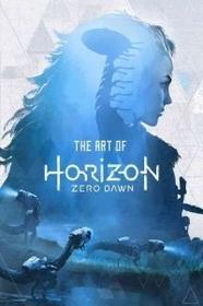 Titan Books The Art of Horizon Zero Dawn