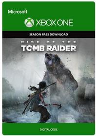 Microsoft Rise of the Tomb Raider season pass [kod aktywacyjny]   V6P-00001