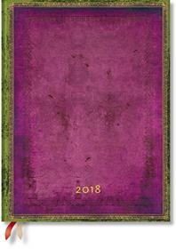 Paperblanks Hartley&Marks Publishers Ltd kalendarz książkowy 2018, Byzantium Mini