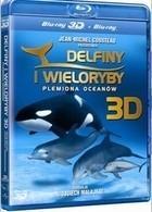 Delfiny i wieloryby 3D Blu-Ray + Blu-Ray 3D