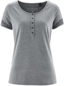 Bonprix T-shirt szary melanż