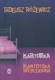 Różewicz Tadeusz Kartoteka. kartoteka rozrzucona / wysyłka w 24h