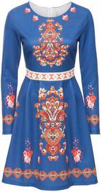 Bonprix Sukienka niebieski