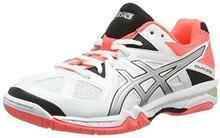 Asics Gel Task, męskie buty do piłki ręcznej biały 44.5 eu B00ZZOCY78