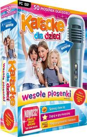 PWN Karaoke Dla Dzieci Wesołe Piosenki lkavalon_kar_wes_pio