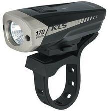 Kellys LAMPKA SPITFIRE 170LM PRZEDNIA CZARNA PRZEDNIA LAMPKA ROEROWA WYKONANA PRZEZ FIRMĘ 009552