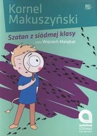 Aleksandria Szatan z siódmej klasy (audiobook CD) - Kornel Makuszyński
