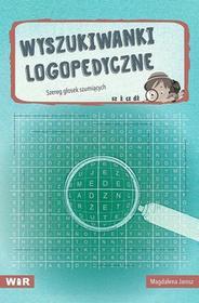 WIR Wyszukiwanki logopedyczne - Szereg głosek... Magdalena Jarosz