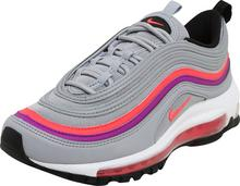 Discount UA Air Max 97 Undefeated Black Grey Green Red Sneakers