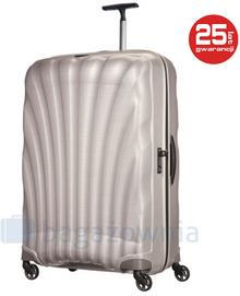 Samsonite Bardzo duża walizka COSMOLITE 73353 Perłowa - perłowy