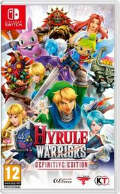 Hyrule Warriors Definitive Edition NSWITCH