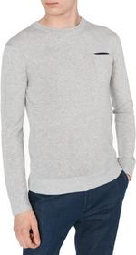 Scotch & Soda Sweter Szary L (227151)