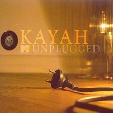 MTV Unplugged Kayah CD) Kayah