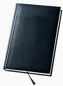 Kalendarz książkowy 2016 A4 Agenda granatowy