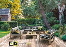 DEL MAR - Premium Line od AppleBee. Wersja PREMIUM LINE. Meble ogrodowe z drewna teakowego. Produkt NR 0501
