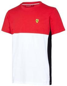 Ferrari SCUDERIA Koszulka Scuderia Cut & Sew 130171016 600 220