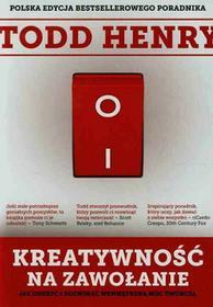 OSM Consult Kreatywność na zawołanie - odbierz ZA DARMO w jednej z ponad 30 księgarń!
