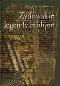 KOS Bin Gorion Micha Josef Żydowskie legendy biblijne