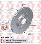 Zimmermann Tarcza hamulcowa 430.1488.52