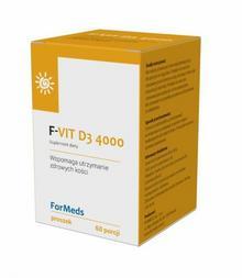 ForMEDS F-VIT D3 4000 48g proszek - suplement diety