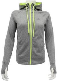 Amazon adidas Essentials damska bluza z kapturem z 3 paskami Full Zip, pomarańczowa, xxl Ceneo.pl