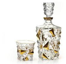 Zestaw do whisky Glacier Gold