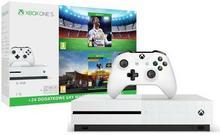 Microsoft Xbox One S 1TB Biały +FIFA 18 + Playeruknowns Battlegrounds + XBL 6 M