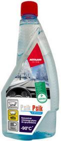 Autoland PSIK PSIK KONCENTRAT ZIMOWEGO PŁYNU DO SPRYSKIWACZY 90 °C 1L zakupy dla domu i biura! 205021099