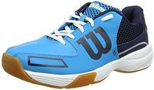 Wilson Storm buty do tenisa stołowego dla dorosłych uniseks - niebieski - 44 EU B077BZSYVZ
