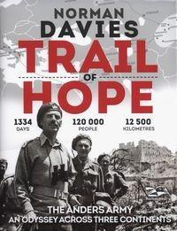Rosikon Press Trail of Hope - Norman Davies