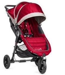 Baby Jogger City Mini Gt Single Crimson/Gray
