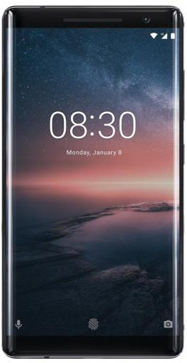 Nokia 8 Sirocco 128GB Czarny