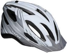 Lazer VANDAL kask rowerowy MTB biało-srebrny