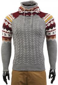 Sweter męski EKO GREY 0005001-83