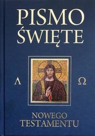 Pismo Św. Nowego Testamentu / granatowa - Praca zbiorowa