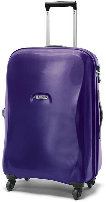 6a4fa286e4a4e Carlton Mała kabinowa walizka Alba II 231K45574 – ceny, dane ...