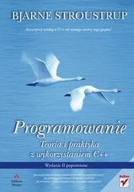 Helion Stroustrup Bjarne Programowanie