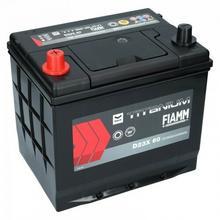Fiamm TITANIUM BLACK D23X 60 12V 60Ah 540A (EN) L+