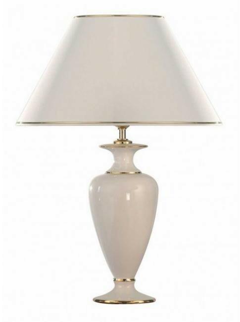 Sorpetaler Oświetlenie Delia lampa stołowa Biały, 1-punktowy 170660