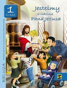 Wydawnictwo św. Stanisława BM - edukacja Jesteśmy w rodzinie Pana Jezusa 1 podręcznik - Św. Stanisława BM