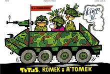Prószyński Tytus, Romek i Atomek, Księga 4 - Henryk Jerzy Chmielewski