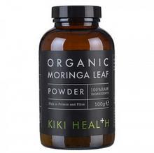 KIKI Health KIKI Moringa sproszkowane liście BIO (100g) KIKI HEALTH 5060018511481