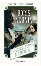 Diamentowa karoca - Boris Akunin