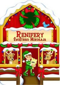 Olesiejuk Sp. z o.o. praca zbiorowa Renifery świętego Mikołaja