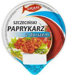 GRAAL Paprykarz szczeciński z dorszem
