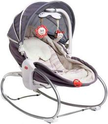 Tiny Love Leżaczek 3w1 Rocker Napper - Grey 16584230_20160822234455