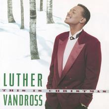 Luther Vandross This Is Christmas Vinyl)