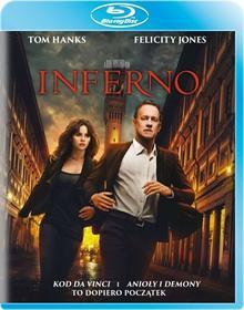 Inferno Blu-ray) Ron Howard
